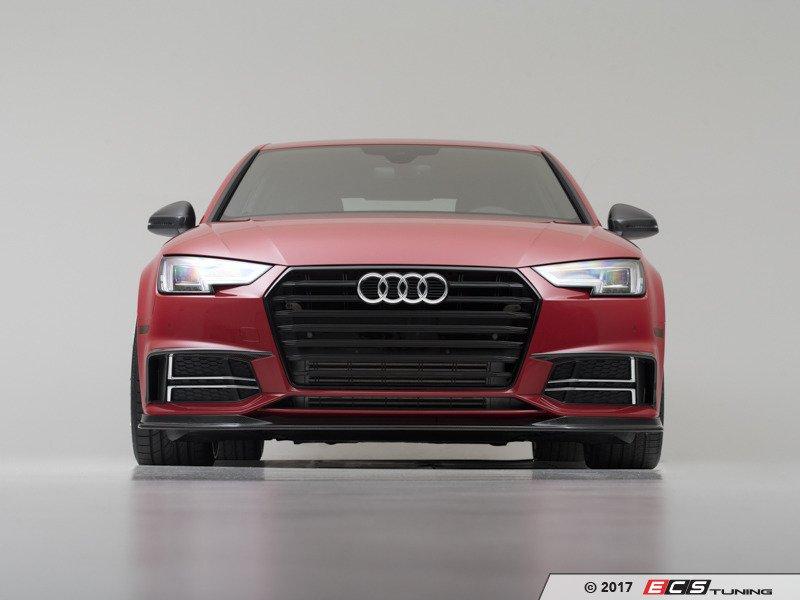 ECS News - New ECS Carbon Fiber Mirror Caps - Audi B9