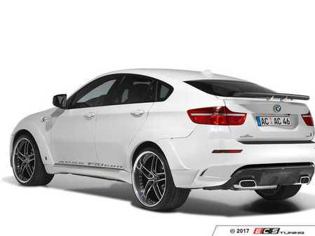ES#3034463 - 511270710 - AC Schnitzer Carbon Fiber Rear Diffuser - A subtle piece to make a drastic change - AC Schnitzer - BMW