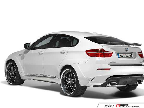 ES#3034463 - 511270710 - AC Schnitzer Carbon Fiber Rear Diffuser - A subtle piece to make a drastic change - AC Schnitzer - BMW