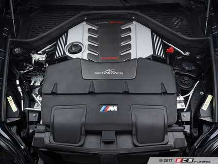 ES#3430715 - 111271110 - AC Schnitzer Painted Engine Cover - Give your engine bay a touch of style! - AC Schnitzer - BMW