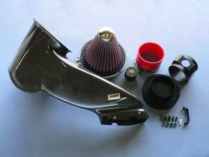 ES#3193034 - FRI-0194 - Gruppe M Carbon Fiber Intake System - Elegant looks with enhanced performance! - Gruppe M - Audi