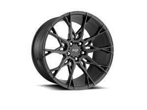 """ES#3438548 - m18318854335KT1 - 18"""" Staccato 'M183' Wheels - Set Of Four - 18""""x8.5"""", ET35, 5x112 - Matte Black - Niche Wheels - Audi"""