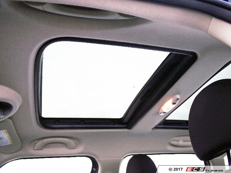 Es 3438598 Zs R53 Zipshade Sunroof Shades R50