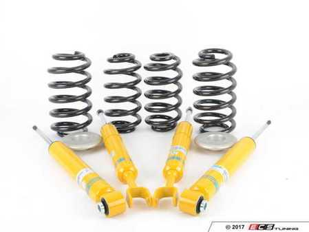 ES#2983856 - 46-188564 - B12 Suspension Cup-Kit - Bilstein Pro suspension kit. Lowers 30mm front & rear - Bilstein - Audi
