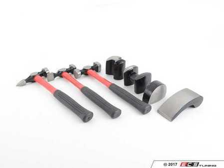 ES#2938517 - ATD4030 - Body and Fender Hammer/Dolly Set - Great 7 pc body hammer set. - ATD Tools - Audi BMW Volkswagen Mercedes Benz MINI Porsche