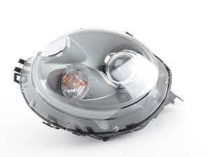ES#3438726 - 63102347698SD1 - Xenon Headlight Titanium Gray 25 W - Left *Scratch And Dent* - For upgrade to xenon headlights, will need bought in pairs. - Genuine MINI - MINI