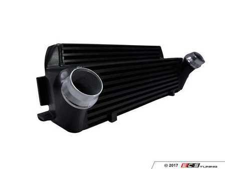 ES#3438878 - 14-013 - Intercooler - Black - Prevent heat soak and gain horsepower! - Active Autowerke - BMW