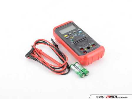ES#2940373 - ESI480A - Auto-Ranging Digital Multimeter - Every tool box needs one and this one is easy to use - Electronic Specialties - Audi BMW Volkswagen Mercedes Benz MINI Porsche
