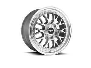 "ES#3442764 - r15519004325KT1 - 19"" LSR - Set Of Four - 19""x10"", ET25, 5x112 - Silver With Machined Lip - Rotiform - Audi Volkswagen"