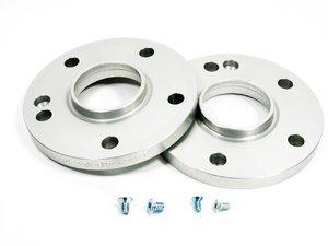 ES#298 - 30957161 - DR Series Wheel Spacers - 15mm (1 Pair) - Wider is better - H&R - Audi Volkswagen Porsche