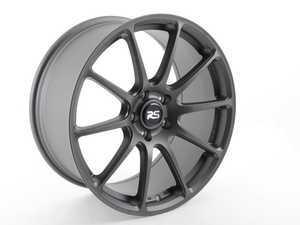 """ES#3449130 - 88.102.14GKT - 19"""" RSE102 Wheel - Set of Four - 19""""X9"""" ET40 5x112 - Satin Graphite - Neuspeed - Audi Volkswagen"""