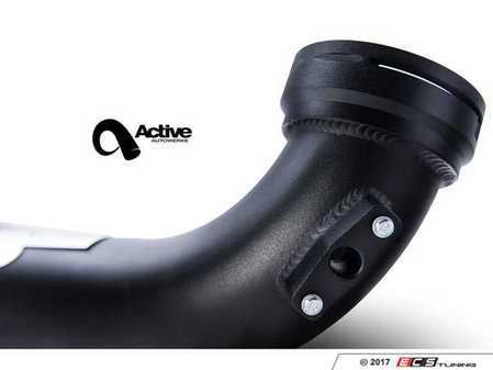ES#3442756 - 15-001 - Charge Pipe - Upgrade from the stock plastic charge pipe - Active Autowerke - BMW