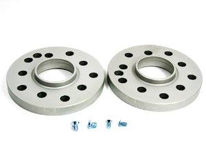 ES#299 - 36957161 - Pair Of H&R DR Series Wheel Spacers - 18mm - Wider is Better - H&R - Audi Volkswagen Porsche