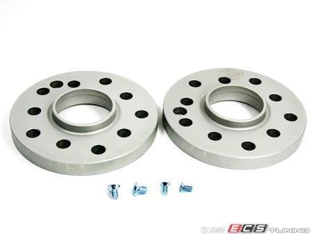 ES#299 - 36957161 - DR Series Wheel Spacers - 18mm (1 Pair) - Wider is Better - H&R - Audi Volkswagen Porsche