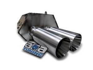 E36 Generation 3 Signature Rear Exhaust Section