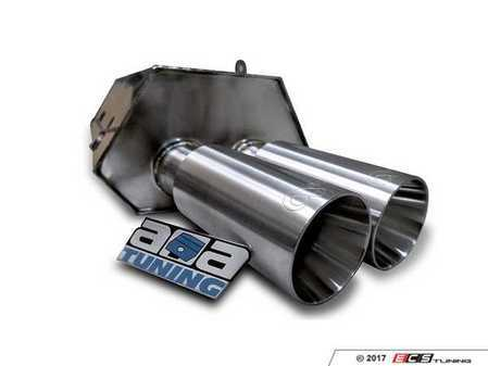 ES#3438784 - 11-001 - E36 Generation 3 Signature rear exhaust section - Weight savings and added power in a gorgeous package. - Active Autowerke - BMW