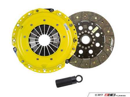 ES#3438748 - bm8-xtsdKT - Xtreme Rigid Street Performance Clutch Kit With XACT Streetlite Flywheel - Perfect for aggressive street and moderate racing demands. Conservatively rated up to 520 ft/lbs torque capacity. - ACT - BMW