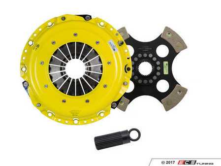 ES#3438030 - BM8-XTR4 - Xtreme Rigid 4-Pad Racing Clutch Kit - Perfect for aggressive racing demands. Conservatively rated up to 665 ft/lbs torque capacity. - ACT - BMW