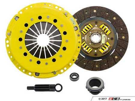 ES#3438709 - bm1-hdssKT1 - Heavy Duty Sprung Street Performance Clutch Kit With XACT Prolite Flywheel - Perfect for aggressive street and moderate racing demands. Conservatively rated up to 425 ft/lbs torque capacity. - ACT - BMW