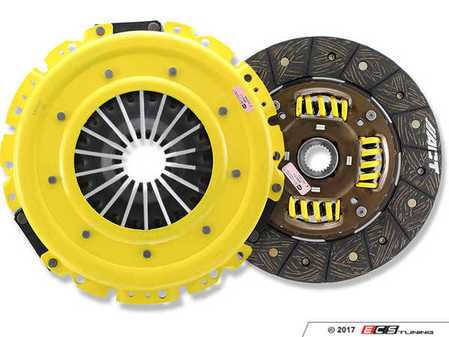 ES#3438013 - BM5-HDSS - ACT Heavy Duty Sprung Street Performance Clutch Kit With XACT Prolite Flywheel - E46 M3 - Perfect for aggressive street and moderate racing demands. Conservatively rated up to 395 ft/lbs torque capacity. - ACT - BMW