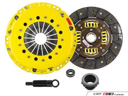 ES#3438717 - bm3-hdmmKT - Heavy Duty Sprung Modified Clutch Kit With XACT Streetlite Flywheel - Perfect for street and occasional racing demands. Conservatively rated up to 390 ft/lbs torque capacity. - ACT - BMW