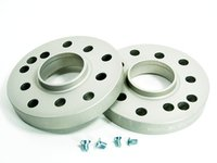 ES#323 - 46957161 - Pair Of H&R DR Series Wheel Spacers - 23mm - Wider is Better - H&R - Audi Volkswagen Porsche