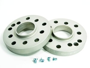 ES#323 - 46957161 - Pair Of H&R DR Series Wheel Spacers - 23mm - Wider is Better - H&R - Audi Volkswagen Porsche