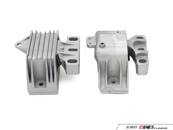 ES#3447967 - 034-509-5006-TD - Track Density Motor Mount Pair - Includes 1 engine and 1 transmission mount using 80 Durometer track density rubber - 034Motorsport - Audi Volkswagen