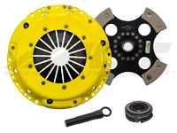 ES#3448042 - VR1-HDR4KT - Stage 3+ Clutch Kit - With Lightweight Flywheel - Handles up to 440 lb-ft of torque and includes single mass flywheel (16lbs) - ACT - Audi Volkswagen