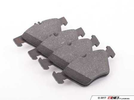 ES#2770394 - 0034202920 - Front Brake Pad Set  - Does not include brake pad wear sensors - ATE - Mercedes Benz