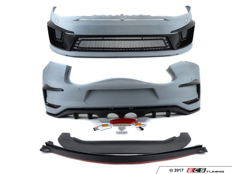 Ecs 010011ecs01 Mk7 Golf R400 Style Full Body