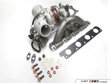 ES#3247391 - HVA-240-HW-LONG - K04 Turbo Conversion Kit (Longitudinal) - Comprehensive kit to see up to 355HP / 347TQ from your 2.0T - HPA Motorsports - Audi