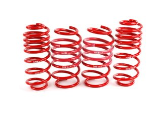 "ES#1876397 - 54758-77 - Super Sport Springs Set - Average lowering front: 1.5"" rear: 1.4"" - H&R - Volkswagen"