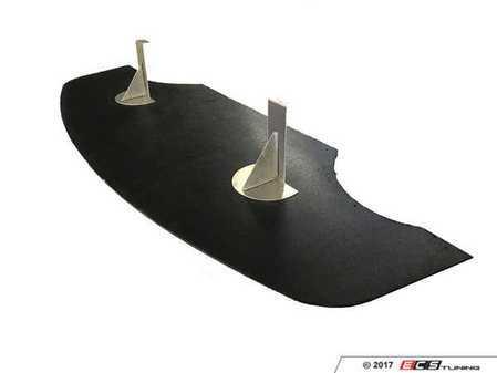 ES#3448759 - MKAH-S-TG - E36 Race Splitter - Complete with tire guards - MKAH Motorsports - BMW