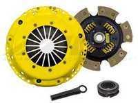 ES#3438048 - VR1-HDG6 - Stage 3 Race Clutch Kit - Handles up to 440 lb-ft of torque - ACT - Volkswagen