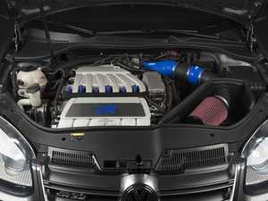 """ES#3464966 - 018632ECS0102KT - Luft-Technik Intake System - With Blue Couplers - In House Engineered """"Air Technology"""" for maximum performance and stunning aesthetics! - ECS - Volkswagen"""
