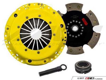 ES#3438050 - VR1-HDR6 - Race Clutch Kit - Handles up to 440 lb-ft of torque - ACT - Volkswagen
