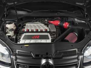 "ES#3464967 - 018632ECS0103KT - Luft-Technik Intake System - With Red Couplers - In House Engineered ""Air Technology"" for maximum performance and stunning aesthetics! - ECS - Volkswagen"