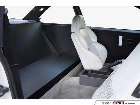 ES#3448742 - E36-FBSD - E36 Full Rear Seat Delete Panels - Includes rear quarter panel deletes - MKAH Motorsports - BMW