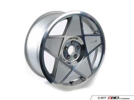 """ES#3449089 - 3SDM:3S5880CSD - 18"""" Style 0.05 Wheel - Polished - *Scratch And Dent* - 18x8.5 5x100 et35 - 3SDM -"""