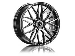 "ES#3449256 - 10720100.5112KT5 - 20"" V-FF 107 Style Wheels - Set Of Four - 20""x10"", 5x112, et30 - Carbon Graphite Finish - Vorsteiner - Audi"