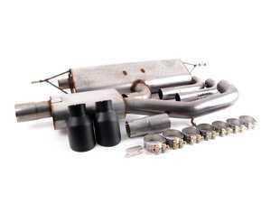 Milltek Cat-Back Exhaust System - Resonated