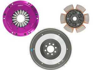 ES#3184727 - BH01SD - EXEDY Racing Hyper Single Series - 6-Puck Cerametallic Disc / Single mass flywheel - Exedy - MINI