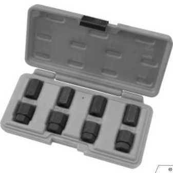 ES#3449490 - PBT71120 - 8 Piece Metric Stud Removal/Installer Set - Private Brand Tools - Audi BMW Volkswagen Mercedes Benz MINI Porsche