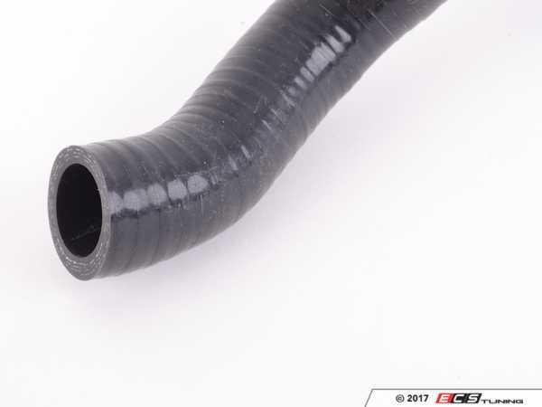 ES#3419602 - 034-101-3041 - Silicone Breather Hose - Reinforced silicone transverse 1.8T valve cover breather hose to replace the crumbling rubber unit - 034Motorsport - Audi Volkswagen