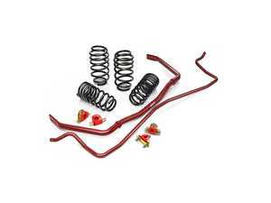 ES#3235971 - E43-57-004-01-22 - Pro Plus : Pro Kit Springs & Anti Roll Kit Sway Bars - F56 - Lowering Springs , Front 28mm and Rear 23mm sway bar all in one kit - Eibach - MINI