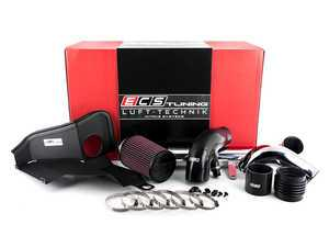 "ES#2863345 - 003910ECS01-06 - Luft-Technik Intake System - With Heat Shield & Polished Aluminum Tubes - In House Engineered ""Air Technology"" for maximum performance and stunning aesthetics - ECS - Volkswagen"