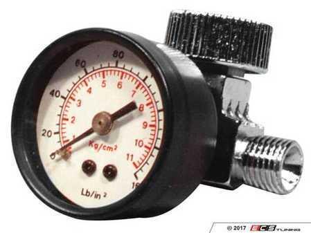 ES#2938018 - ASTWS11 - Air Regulator with Gauge - Regulate air pressure at the Spray Gun - Astro Pneumatic - Audi BMW Volkswagen Mercedes Benz MINI