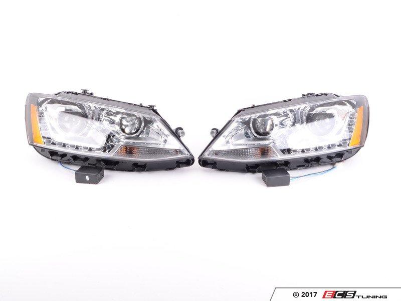 spyder - pr0jhvj11-drl-c - oe style projector headlight set