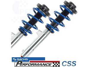 ES#3240904 - 841500118454 - Sachs Performance Coilover Kit - Height and dampening adjustable to keep you planted through the corners! - SACHS Performance - BMW